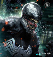 Venom Edit by Bryanzap