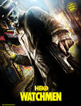 HBO Watchmen Rorschach Poster