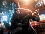 Venom Movie Art
