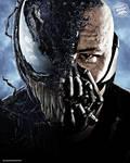 Tom Hardy Venom - Bane