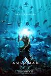 Aquaman Poster Classic Suit Edit