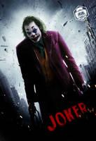 Joaquin Phoenix Joker by Bryanzap