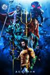 Aquaman Final Poster
