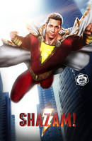 Shazam is coming by Bryanzap