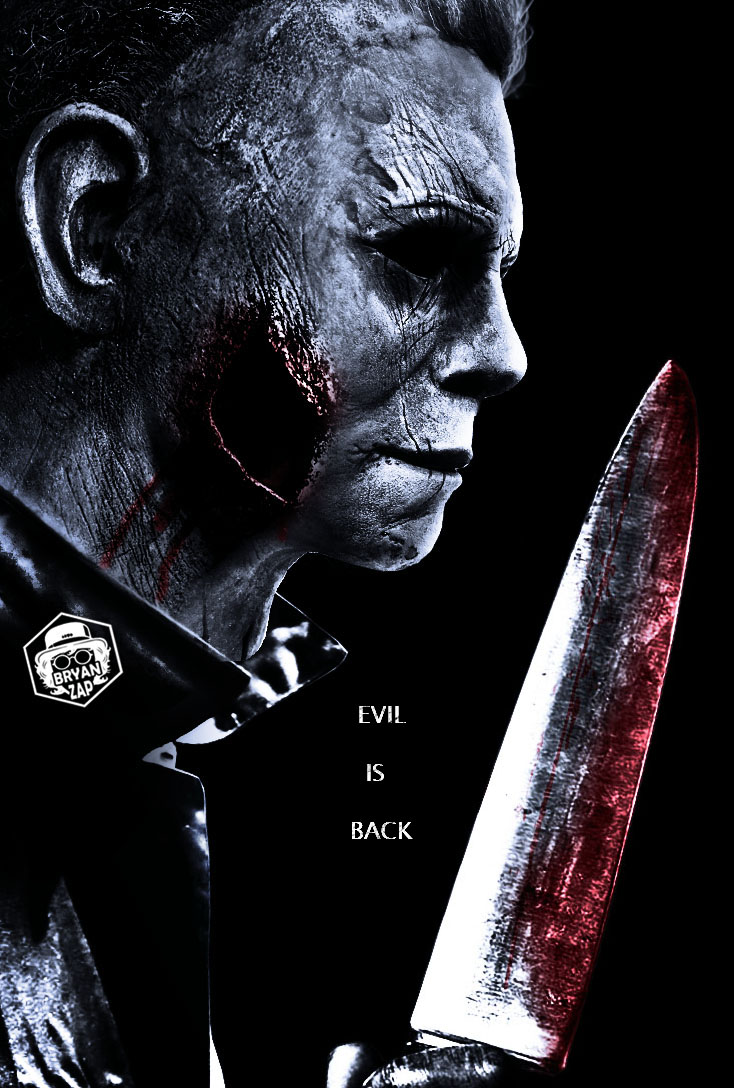 Halloween Michael Myers 2020 Poster Halloween Kills 2020 Poster by Bryanzap on DeviantArt