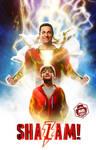 Shazam Final Poster