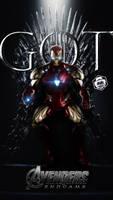 Game of Thrones Iron Man