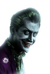 Macaulay Culkin Joker by Bryanzap