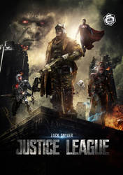 Zack Snyder's Justice League by Bryanzap
