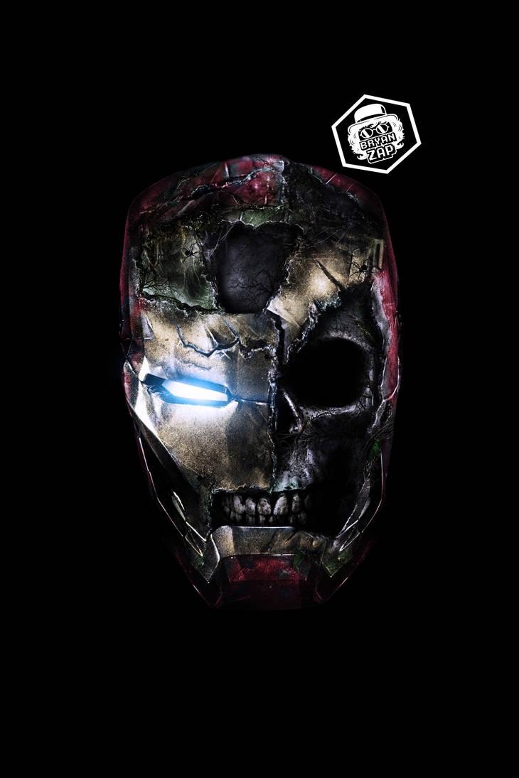 Iron Man Zombie By Bryanzap On Deviantart