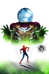 Mysterio Spider-Man Poster