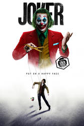 Joker Puppet Master Poster