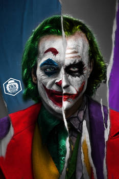 Joker Joaquin Phoenix / Heath Ledger
