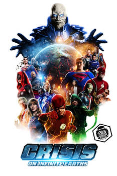 Crisis on Infinite Earths Final Poster