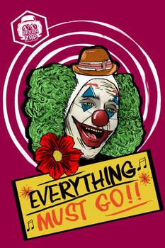 Joker Clown Art