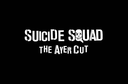 Suicide Squad The Ayer Cut Logo