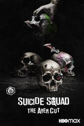 Suicide Squad The Ayer Cut Poster