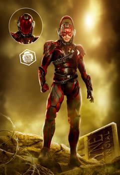 Knightmare Flash Concept Art