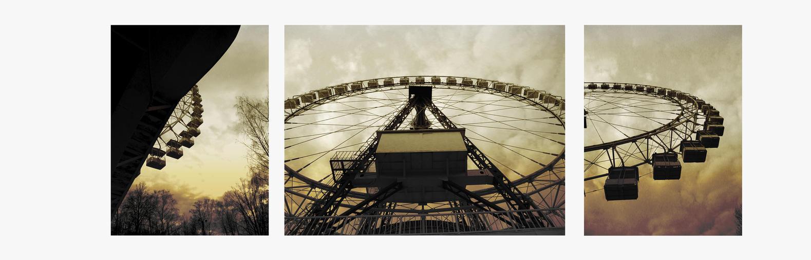 Ferris wheel by BForce