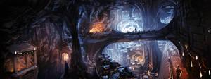 Vaulters cave by A-u-R-e-L