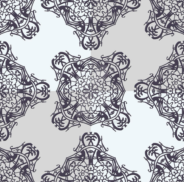 Checkered Diamond Lace by DanielleDucrest