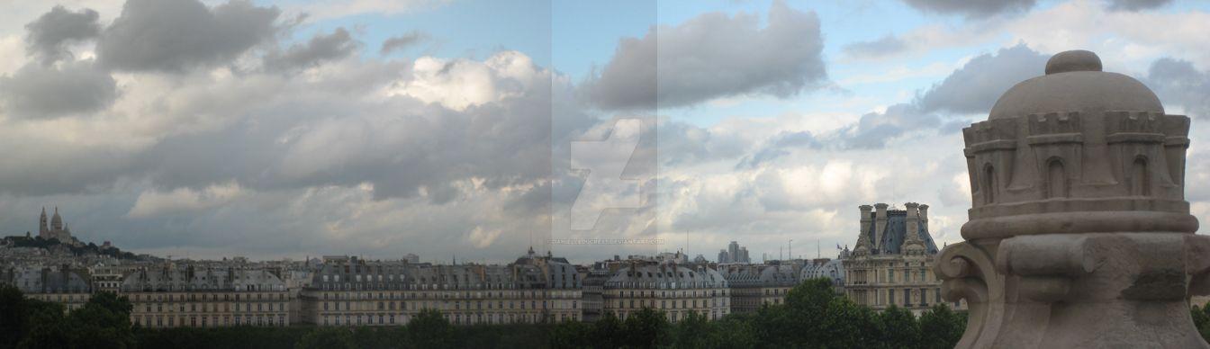 Paris Near and Far by DanielleDucrest