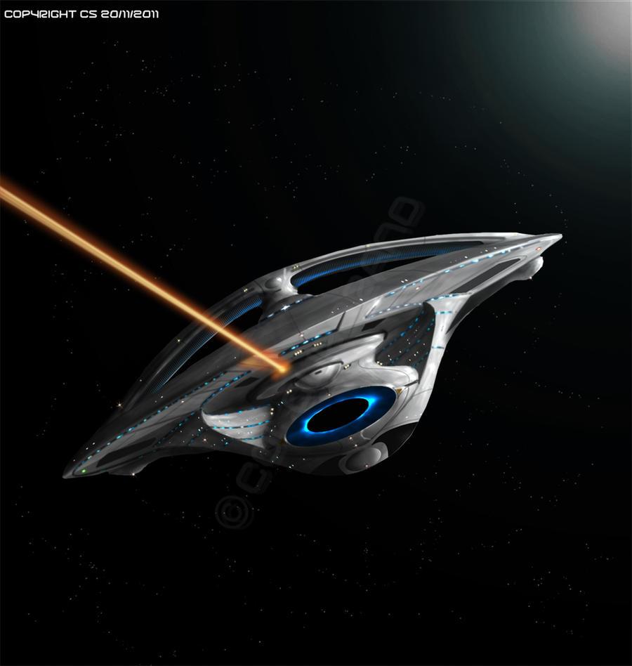 Enterprise F Forward Concept by Colourbrand