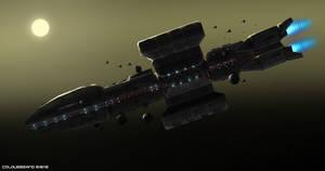 The CSV Oberon by Colourbrand