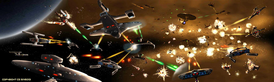 The Battle of Starbase 102