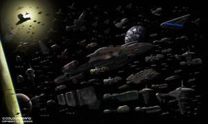 The Rebel Alliance Fleet