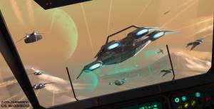 Prometheus Returns by Colourbrand