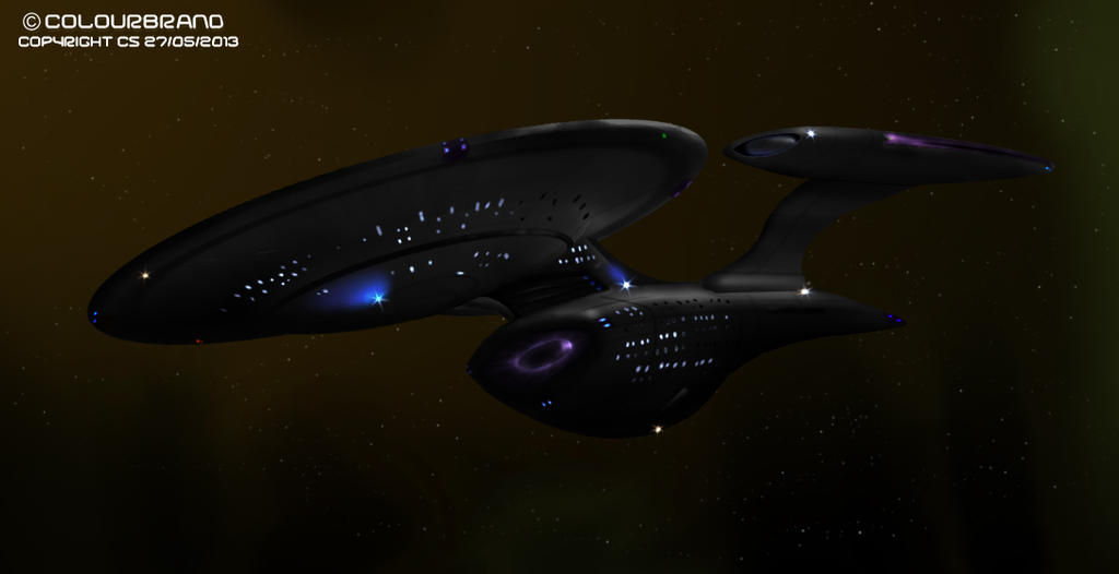 Uss Vengeance Wallpaper USS Vengance  My Version  by