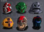 VENOM's Masks
