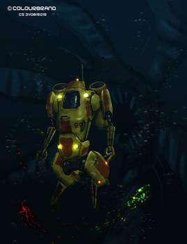 Deep Sea Trouble