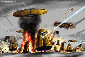 New Dalek Assault