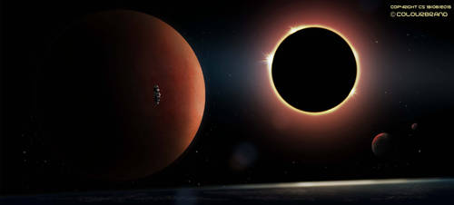 Orbital Eclipse