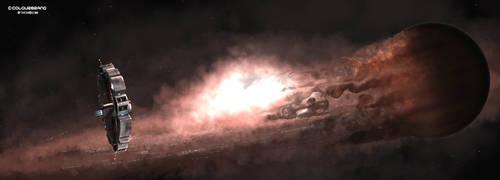 The Stellar Engine