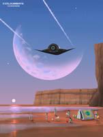 Interstellar Beach