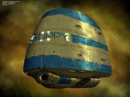 Spirals of Tomorrow: The Guppy