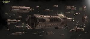 The NDF Fleet
