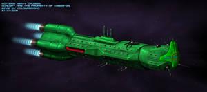 Commissioned: Kotoren Heavy Cruiser