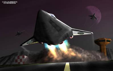 Doppleganger's Flight