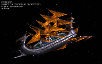 Commissioned: The Dragonship