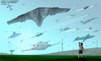 Commissioned: Childhood Airshow