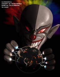 Commissioned: Clownworld