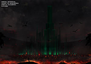 Commissioned: Infernal Metropolis