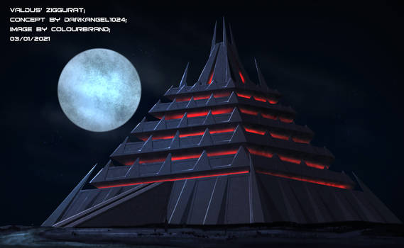 Commissioned: Valdus' Ziggurat