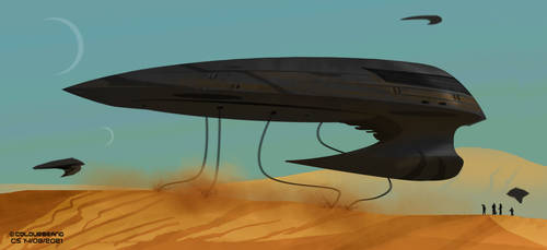 Sandship by Colourbrand