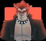 King Koopa [fanart]