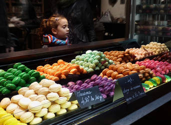Macaron Larnicol by webdiz